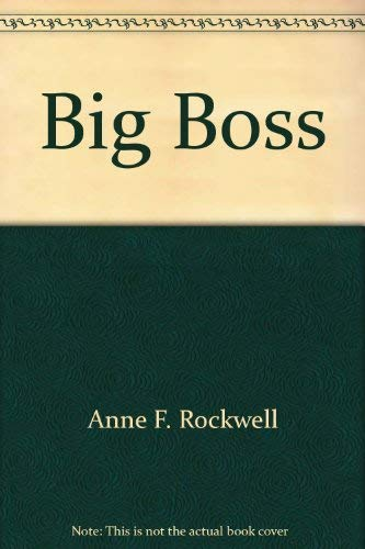 9780689711251: BIG BOSS (Ready-to-read)