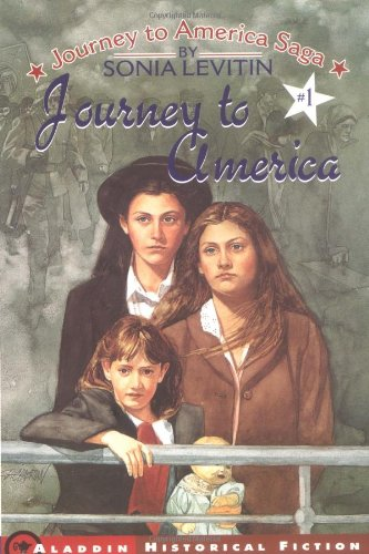 Journey to America: Sonia Levitin; Illustrator-Charles