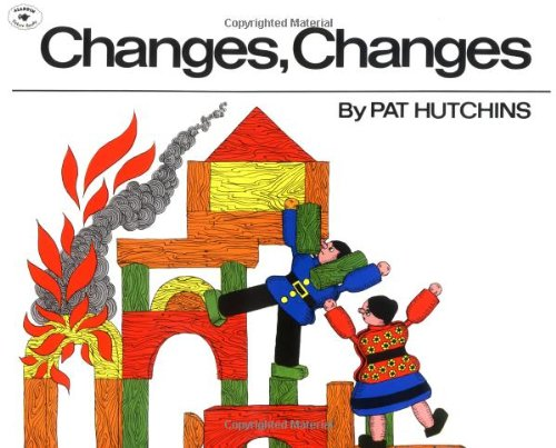 9780689711374: Changes, Changes (Aladdin Picture Books)