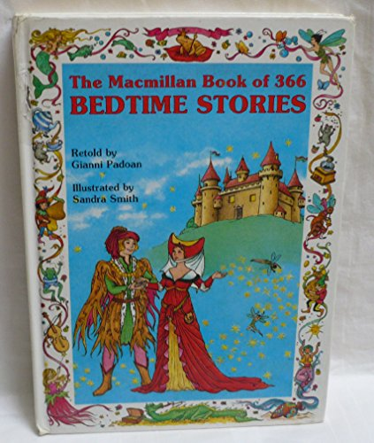 9780689711381: The MacMillan Book of 366 Bedtime Stories