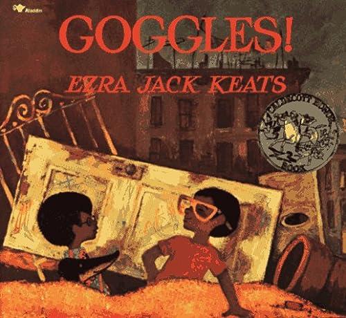 9780689711572: Goggles