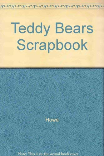 9780689711688: Teddy Bears Scrapbook