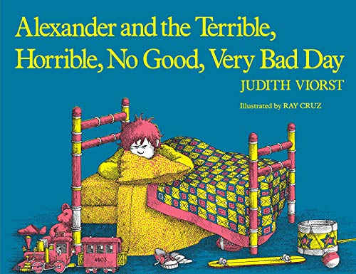 9780689711732: Alexander and the Terrible, Horrible, No Good, Very Bad Day