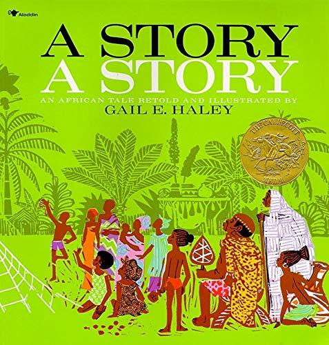 9780689712012: A Story, a Story