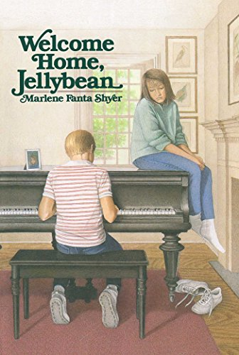 9780689712135: Welcome Home, Jellybean (Aladdin Books)
