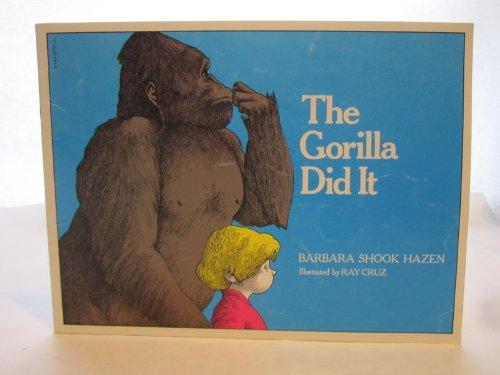 9780689712142: The Gorilla Did It