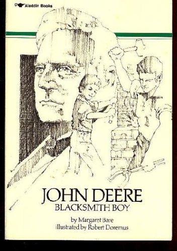 9780689712241: John Deere Blacksmith Boy