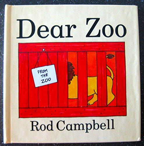 9780689712302: Dear Zoo