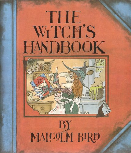 9780689712371: The Witch's Handbook