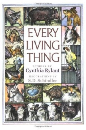 9780689712630: EVERY LIVING THING