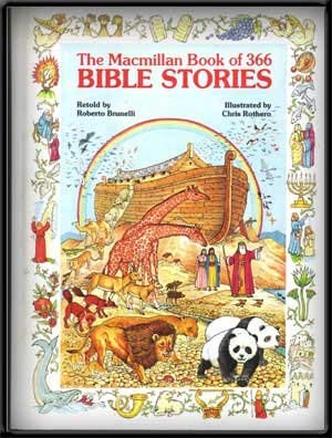 9780689712661: The Macmillan Book of 366 Bible Stories (English and Italian Edition)