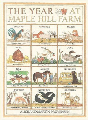 9780689712708: Year at Maple Hill Farm, The
