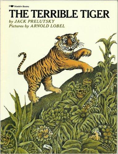 9780689713002: Terrible Tiger