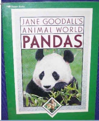 JANE GOODALLS ANIMAL WORLD PANDAS Goodall