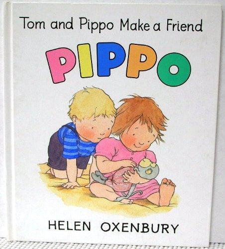 9780689713392: Tom and Pippo Make a Friend