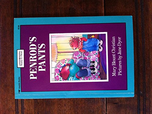9780689713408: Penrod's Pants (Ready-to-Read)