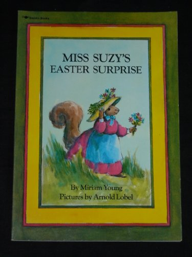 9780689713743: Miss Suzy's Easter Surprise