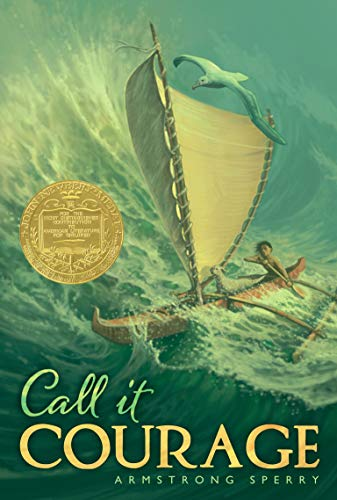 9780689713910: Call it Courage (Aladdin Books)