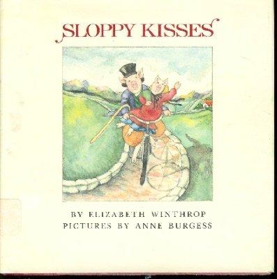 9780689714108: Sloppy Kisses