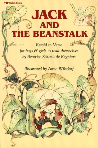 9780689714214: Jack and the Beanstalk Retold in Verse for Boys & Girls to Read Themselves