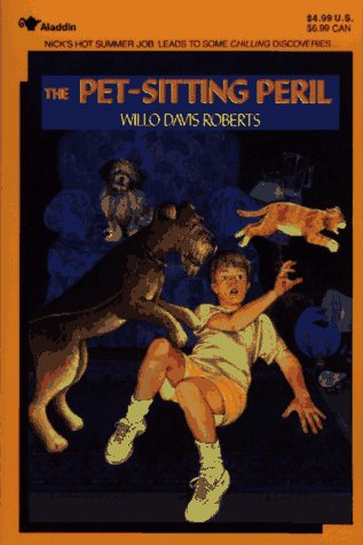 The Pet-Sitting Peril: Roberts, Willo Davis