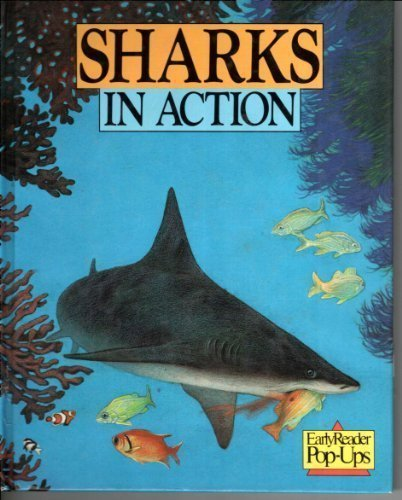 SHARKS IN ACTION (FIRST ALADDIN) (Early Reader Pop-Ups): Tenner & gay