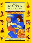 9780689714726: First Songs & Action Rhymes