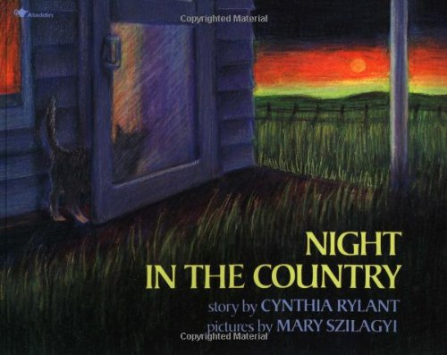 Night in the Country: Cynthia Rylant