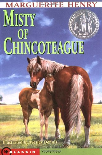 9780689714924: Misty of Chincoteague