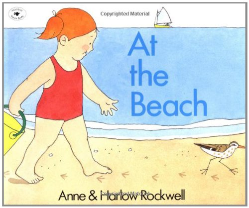 9780689714948: At the Beach