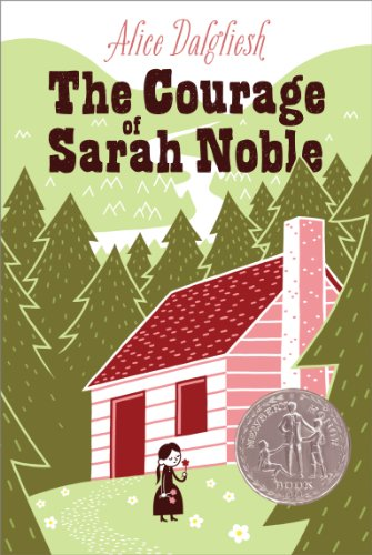 9780689715402: The Courage of Sarah Noble (Ready-For-Chapters)