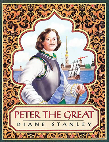 9780689715488: Peter the Great