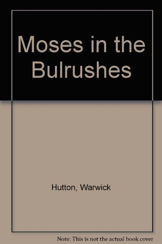 9780689715532: Moses in the Bulrushes