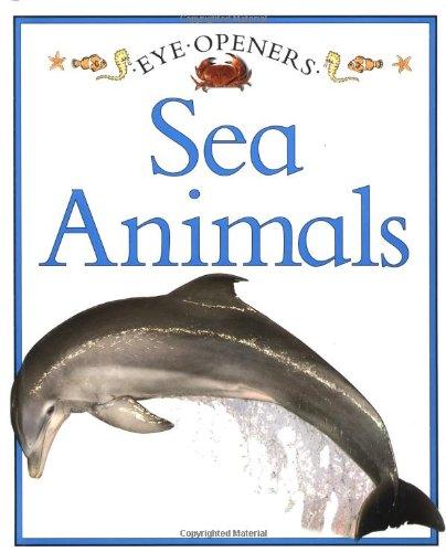 9780689715655: Sea Animals: Eye Openers