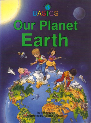 9780689715891: Our Planet Earth (Aladdin Basics)
