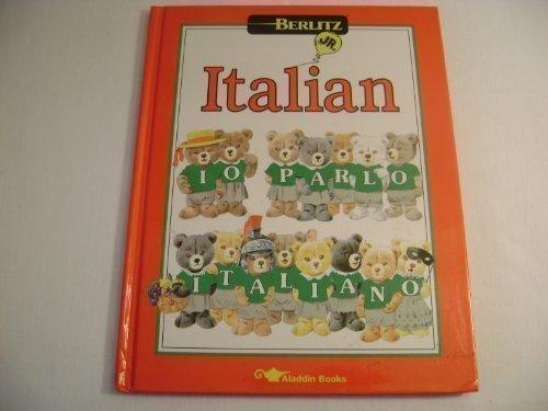 9780689715938: Berlitz Jr. Italian (Teddy Berlitz)
