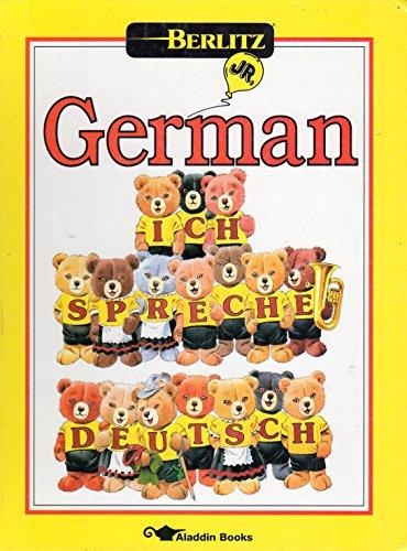 9780689715969: Berlitz Jr. German Dictionary