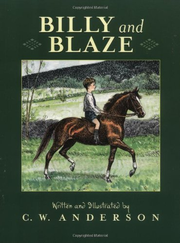 9780689716089: Billy and Blaze (Billy and Blaze Books)