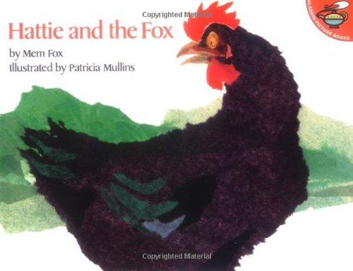 9780689716119: Hattie and the Fox