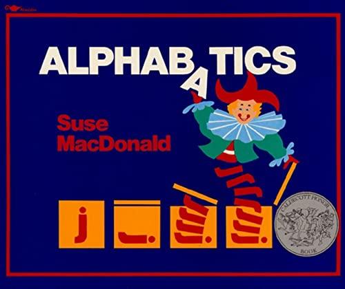 9780689716256: Alphabatics