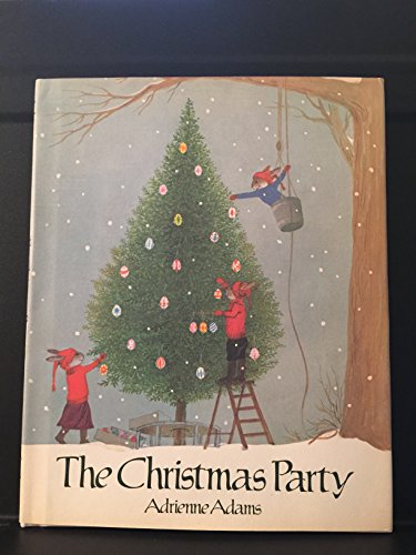 9780689716300: The Christmas Party