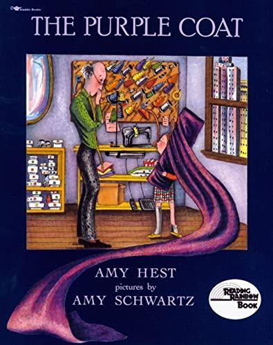 9780689716348: The Purple Coat (Reading Rainbow Books)
