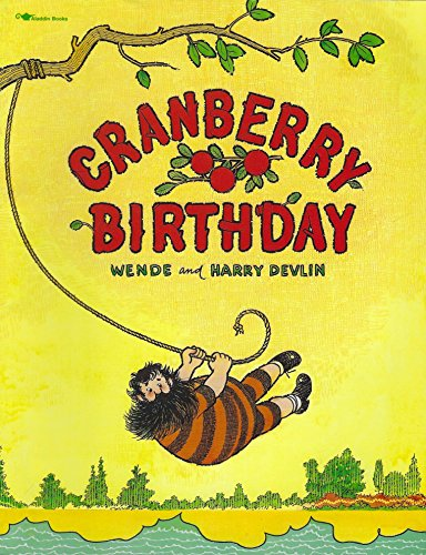 9780689716973: Cranberry Birthday