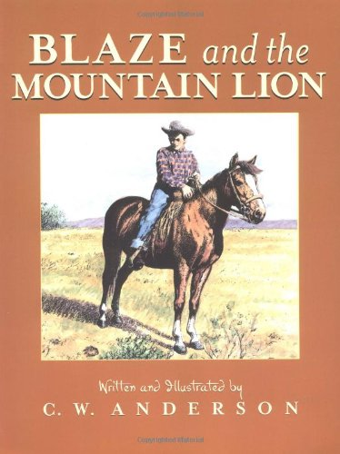9780689717116: Blaze and the Mountain Lion (Billy and Blaze)