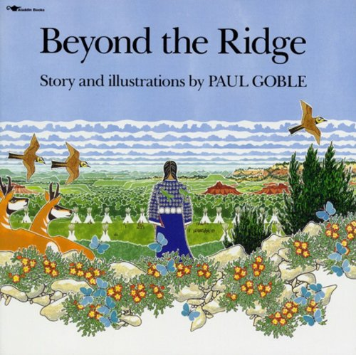 9780689717314: Beyond the Ridge