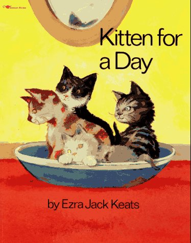 9780689717376: Kitten for a Day