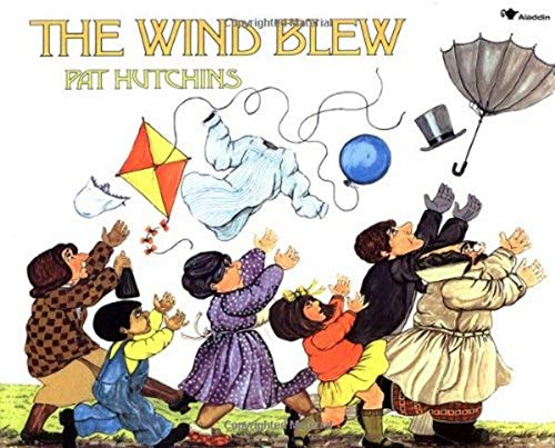 9780689717444: The Wind Blew (Rise and Shine)