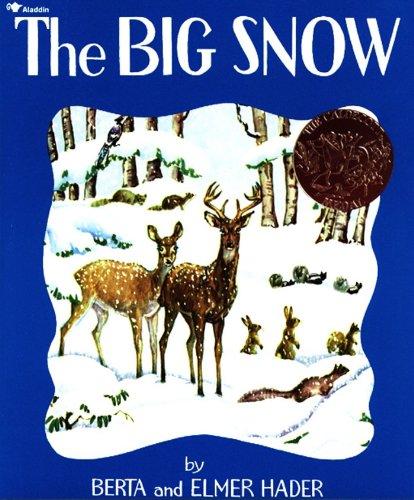 9780689717574: The Big Snow