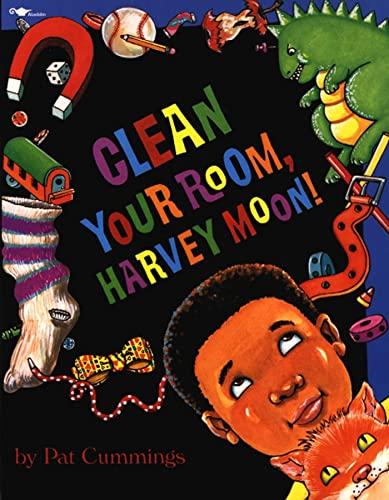 9780689717987: Clean Your Room, Harvey Moon!