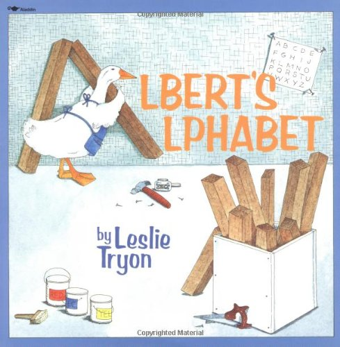 9780689717994: Albert's Alphabet